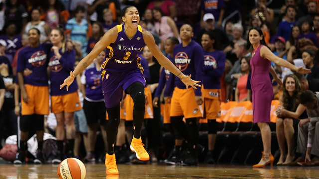 Sparks, Lynx to rematch in WNBA Finals