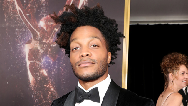 Emmys: Meet the Show's Announcer, Jermaine Fowler