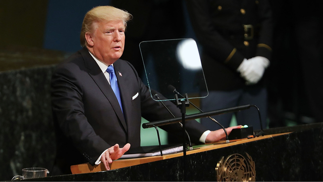 UN General Assembly Trump speaks side angle.jpg33777813