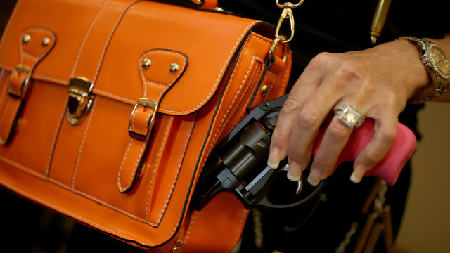 Bill Expanding Concealed Carry Permit Rights Moving In House
