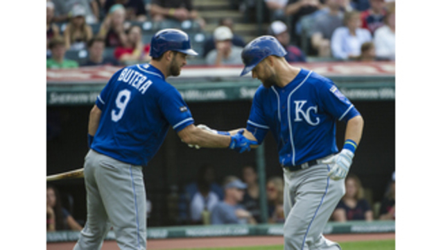 Former Husker Alex Gordon hits Major League Baseball  record-setting home run