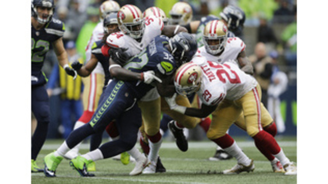 Jaquiski Tartt, Kyle Juszcyzk, Brock Coyle all have concussions for 49ers