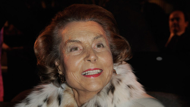 Liliane Bettencourt in 200952655958
