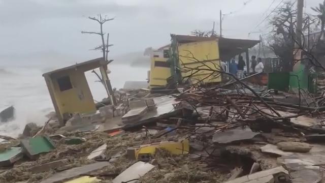 Hurricane death toll in Puerto Rico questioned anew