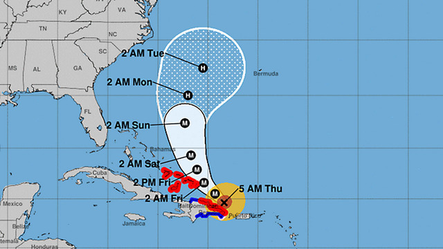 Hurricane Maria: US mainland is not out of the woods yet