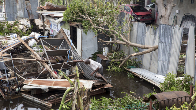 Hurricane Maria: Puerto Rico officials describe 'apocalyptic' conditions