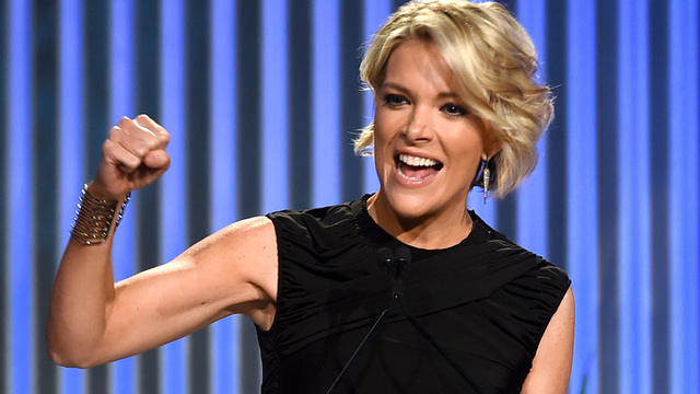 Hey Megyn Kelly, you can't just be 'done with politics' now
