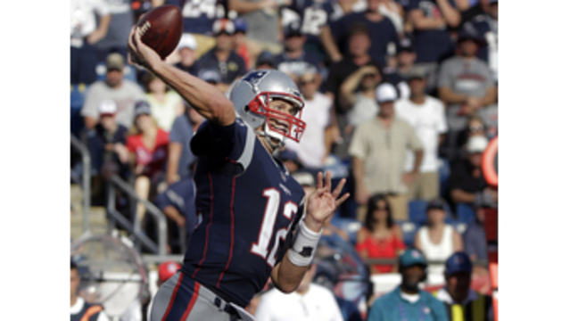 Brady wins another in final seconds, 36-33 over Texans