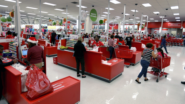 Target boosting workers' minimum wage to $11 an hour