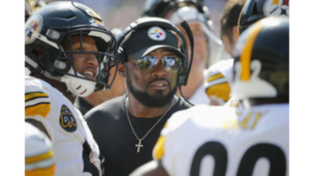 Tomlin, Steelers won't become political