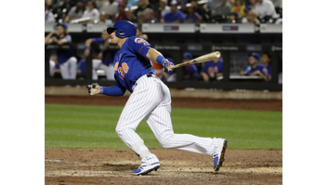 Mets rally past Braves 4-3 on Taijeron's single in 9th