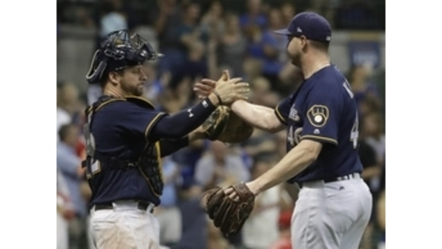 Brewers 7, Reds 6