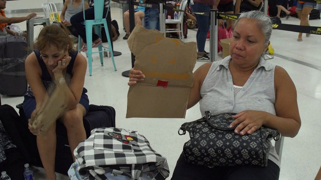 American Airlines employees can send supplies to family in Puerto Rico