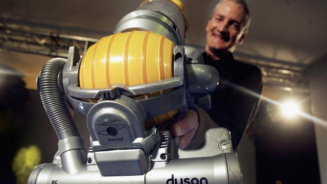 Vacuum company Dyson is building an electric auto
