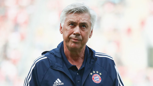 Carlo Ancelotti reportedly sacked by Bayern Munich