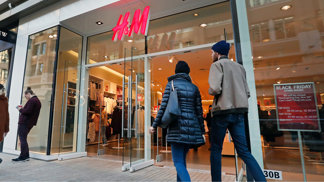 H&M to Open 2nd Little Rock Store