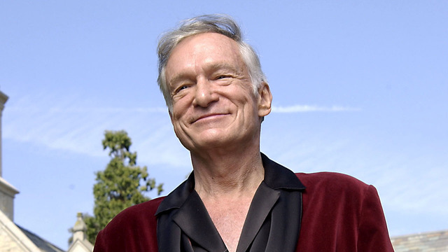 Tributes pour in for Playboy founder Hugh Hefner
