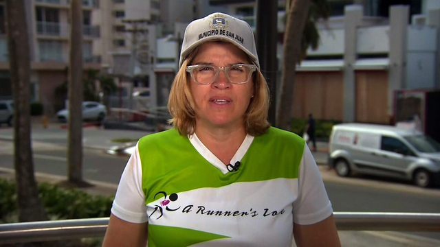 Trump snaps at San Juan mayor over storm efforts