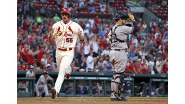 Brewers' playoff hopes dashed after Cards rally for 7-6 win