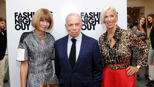 Si Newhouse, publisher of Vogue, dies at 89