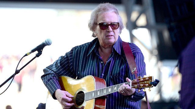Don McLean playing 2014 Stagecoach festival68393199