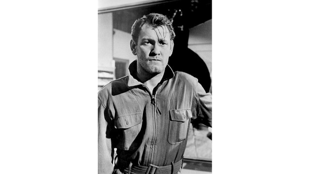 Earl Holliman in first episode of The Twilight Zone24528930