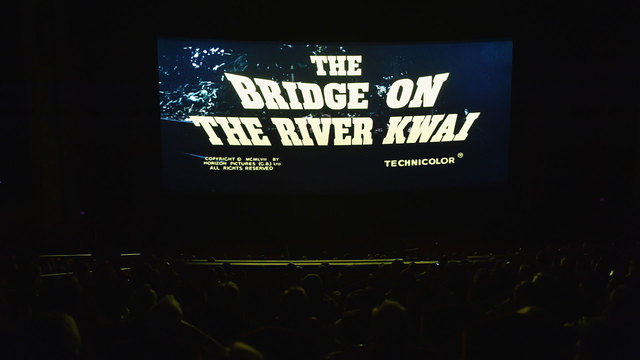 The Bridge on The River Kwa screening in 201779334971