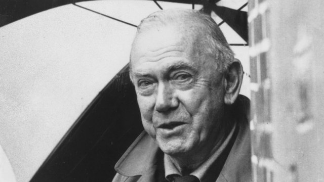author Graham Greene in 197518688268