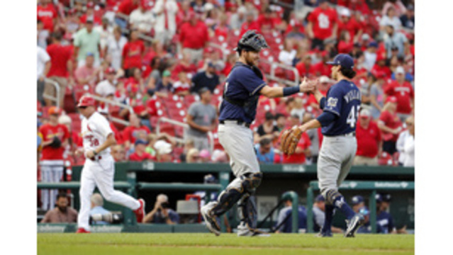 Aaron Wilkerson pitches Brewers past Cardinals, 6-1