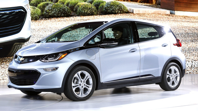 GM lays out all-electric plan to go zero emissions