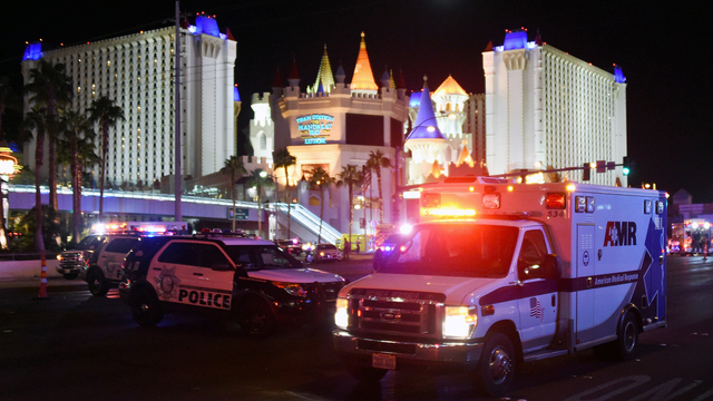 The Las Vegas heroes who stepped up as chaos reigned