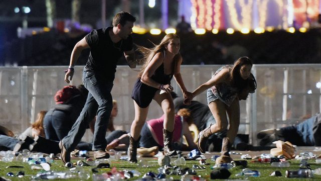 Illinois' Political Leaders Respond to Mass Shooting in Las Vegas