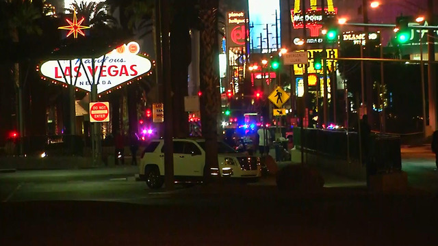 Police search for motive in Las Vegas concert shooting