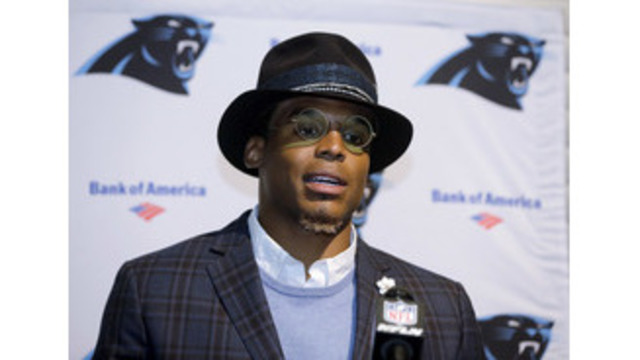 Panthers' Newton 'regrets' sexist remark