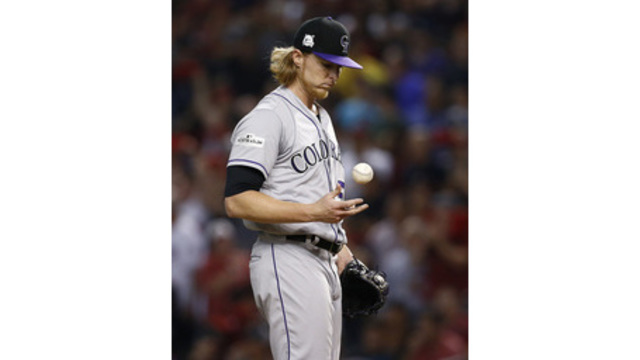 Rockies unable to complete rally