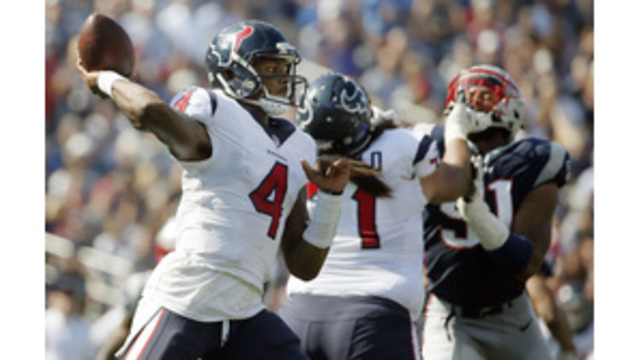 Watson leads Texans with talent and confidence