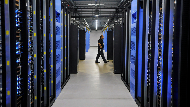 Facebook to Build $750 Million Data Center in Virginia
