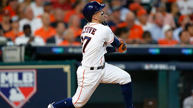 Major League Baseball awards 2017: Jose Altuve, Giancarlo Stanton named MVPs