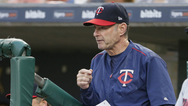 Twins' Paul Molitor named AL Manager of Year