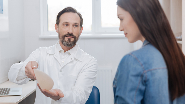 Breast implants and cancer