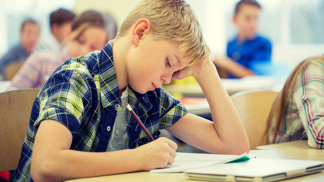 Test anxiety: Can it be treated?