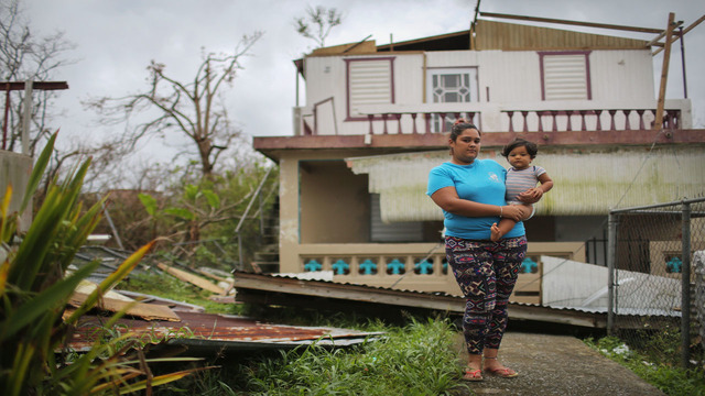 3 weeks after Maria, Puerto Rico's pain is unending