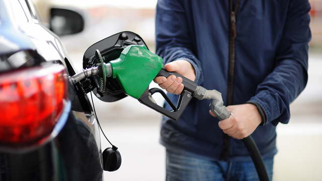 Gas prices up in Omaha, across US