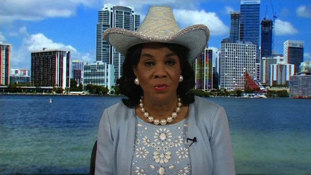 Rep. Frederica Wilson: Kelly lied about FBI ceremony