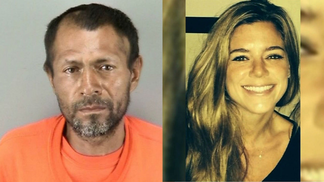 Kate Steinle Killing: Illegal Mexican Immigrant Who Inspired Trump's Wall Denies Murder