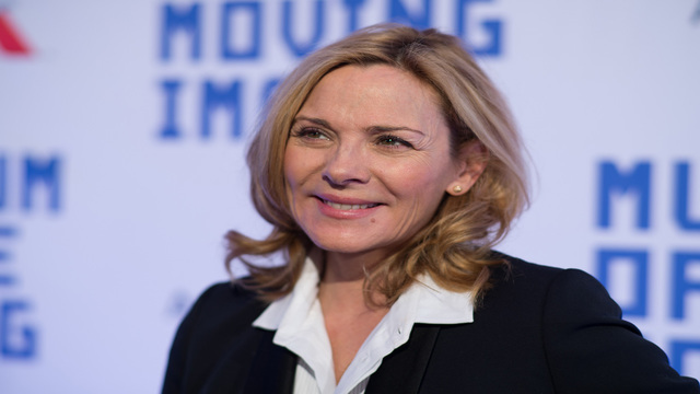 Kim Cattrall: I've 'never been friends' with 'Sex and the City' castmates