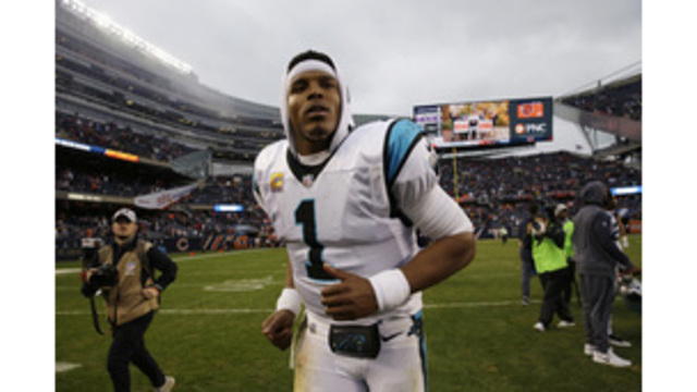 Rivera not worried about Newton's sudden dip in production
