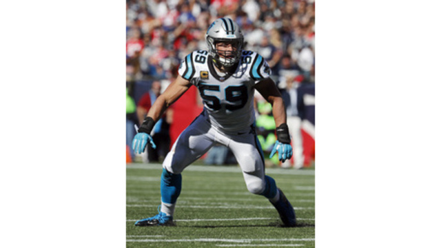 Kuechly's possible return has Panthers excited and concerned