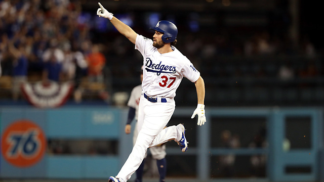 Astros Dodgers Game 2 Culbertson48718528