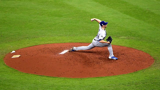 Astros Dodgers Game 4 Wood41628802